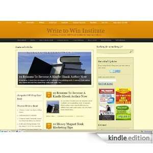 Write to Win Institute Book Coaching for Authors N Indie