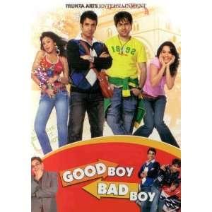 Good Boy Bad Boy: Imran Hashmi; Tusshar Kapoor, Ashwini