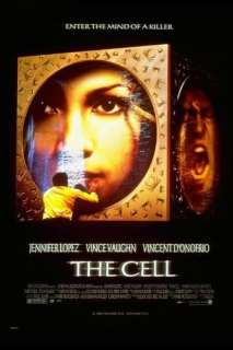 The Cell: Jennifer Lopez, Vince Vaughn, Vincent Donofrio