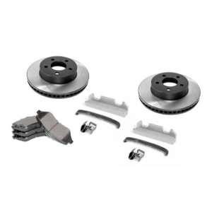 Omix Ada 16760.02 Front Disc Brake Service Kit Automotive
