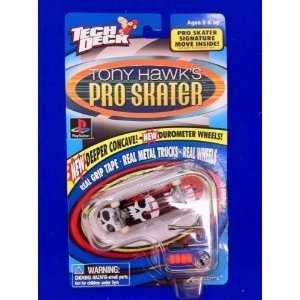 Tech Deck Tony Hawk Pro Skater Zero Fingerboard Toys