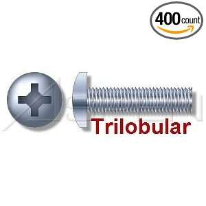 Thread Rolling Screws Pan Head Zinc 1/2 13X1   Ships Free in USA