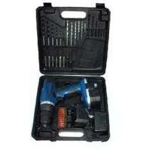 PLDL 201 GTV 18 Volt Drill with 55 Piece Bit Set: Home Improvement