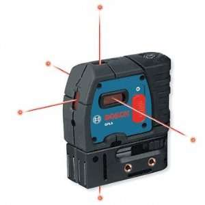 CRL Bosch® 5 Point Laser Level: Home Improvement