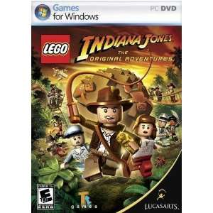 Lego Indiana Jones The Original Adventures Toys & Games