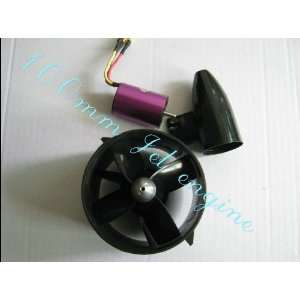 jet engine / 4inch 100mm: Toys & Games