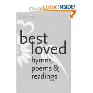 Best Loved Hymns, Poems & Readings (9780007172771) Martin