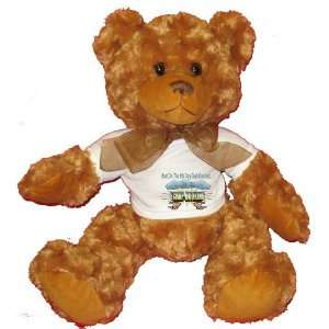 And On The 8th Day God Created SCRAP BOOKING Plush Teddy