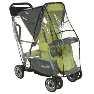 Joovy Rain Cover for Ultralight Sit and Stand Stroller | | Double ...
