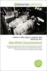 Manifold (Automotive), (6130653956), Frederic P. Miller, Textbooks