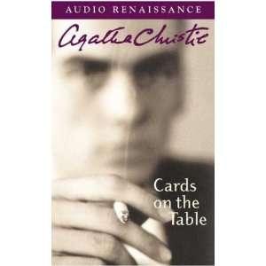 on the Table (9781559279383) Agatha Christie, Geraldine James Books