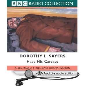 Audio Edition) Dorothy L. Sayers, Ian Carmichael, Maria Aitken Books