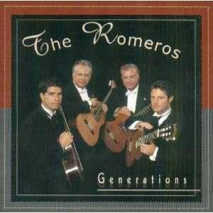 The Romeros Generations Tomas Breton, Isaac Albeniz