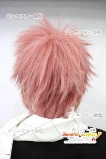 Fairy Tail Natsu Dragneel Cosplay Wig