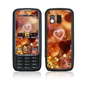 Love Love Love Decorative Skin Cover Decal Sticker for Samsung Rant