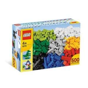 Lego 500 pieces Basic Bricks 5578 Toys & Games