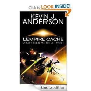 Empire caché La Saga des Sept Soleils, T1 (Science fiction