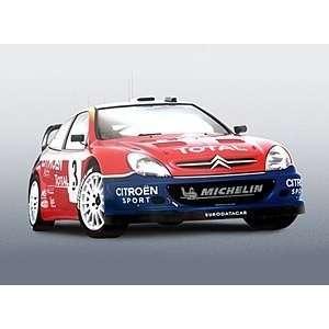 Italeri 1:24 Citroen Xsara WRC 2004: Toys & Games