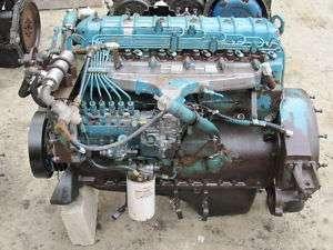 Navistar DTA 360 6 cyl. Diesel engine