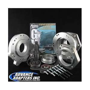 Advance Adapters 50 6905 700R4 /4L60 To A Jeep Dana 20 Transfer Case