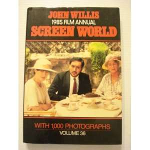 Editor, Barry Monush Willis, 1000+ Photographs:  Books