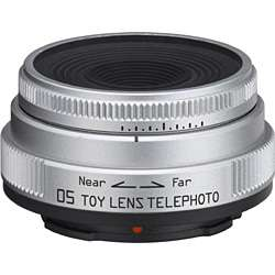 OFFICIAL Pentax 18mm F8 05 TOY LENS TELEPHOTO for Q