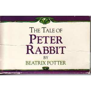 Tale of Peter Rabbit Book & Tape Beatrix Potter Music