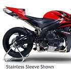 07 08 Honda CBR600RR Yosh RS5 Slip On Exhaus Muffler Sainless Seel