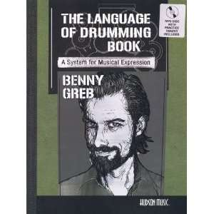 Benny Greb   The Language Of Drumming Book/CD Musical Instruments