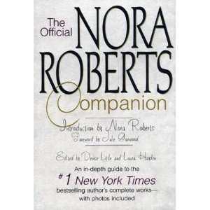 The Official Nora Roberts Companion Author   Author  Books