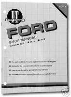 2910 Ford Tractor Wiring Diagram on 3910 ford tractor service manual