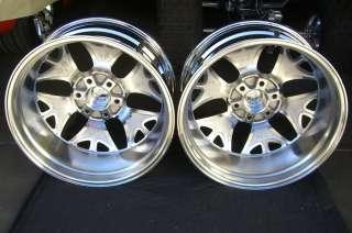 20 inch Chrome Diamo 15 Karat Wheels/Rims 6x135 FORD