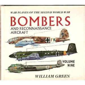 War Planes of the Second World War Bombers and Reconnaissance