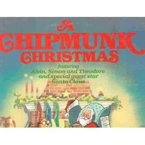 A Chipmunk Christmas: David Seville& The Chipmunks: Music