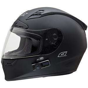 Oneal Tirade Bluetooth Flat Black Street Bike Helmet