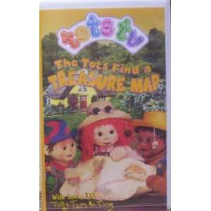 Tots TV: The Tots Find a Treasure Map [VHS]: Tots TV: Movies & TV