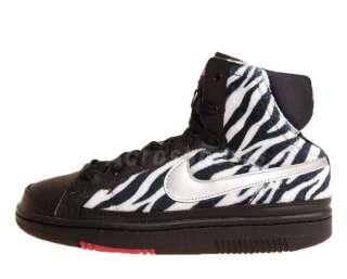 PS Wmns Animal Zebra Black White 2011 Dancing Shoes 429615004
