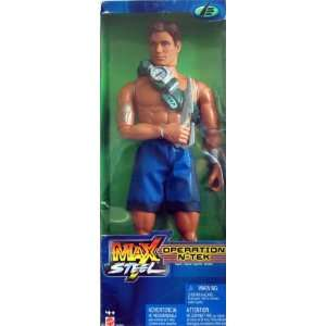 Max Steel Boxing Figure Toys & Games