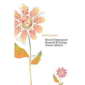 Personali Di Coniugi (Italian Edition): Bosco Augusto: Books