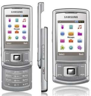 NEW UNLOCKED SAMSUNG S3500 GSM MOBILE CELL PHONE BLACK