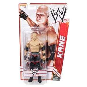 KANE WWE MATTEL BASIC SERIES 15 ACTION FIGURE TOY