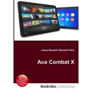 Ace Combat X Ronald Cohn Jesse Russell Books