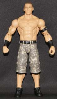 JOHN CENA   WWE SERIES 18 MATTEL TOY WRESTLING ACTION FIGURE