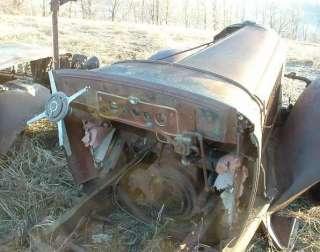 1929 1930 Buick rat hot rod parts car