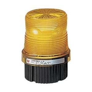 Federal Signal Blue,120vac Sgl Flash Strobe Light