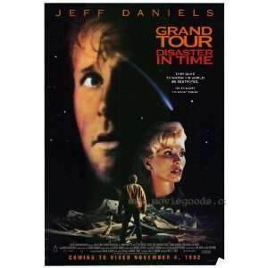 Grand Tour Disaster in Time (1992) 27 x 40 Movie Poster