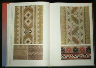BOOK Slovak Folk Embroidery peasant costume Moravia pattern ethnic