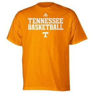 Tennessee Volunteers Light Orange adidas Basketball