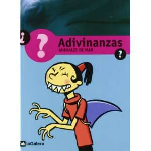 Adivinanzas / Riddles: Animales De Mar/ Marine Animals