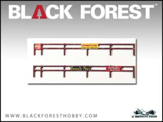JL INNOVATIVE HO SCALE 187 WOOD TWO RAIL FENCE! 819